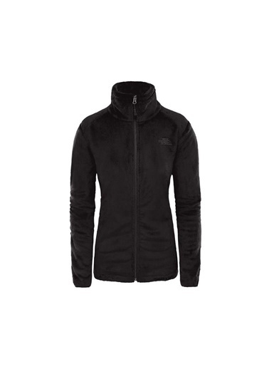 The North Face Osito Kadın Sweatshirt Siyah Siyah